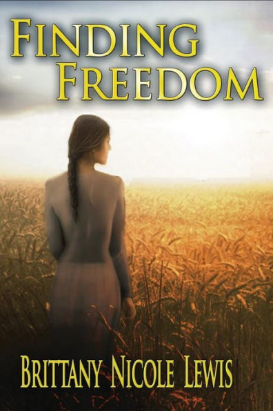 Author Brittany Nicole Lewis Finding Freedom Cover Image