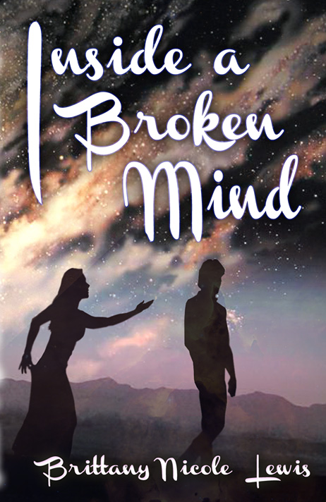 Author Brittany Nicole Lewis Inside a Broken Mind Cover Image