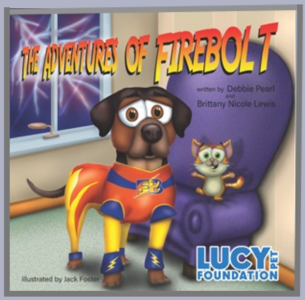 book cover The Adventures of Firebolt